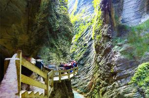 【风味餐】重庆武隆天坑三桥、仙女山、龙水峡地缝2日游