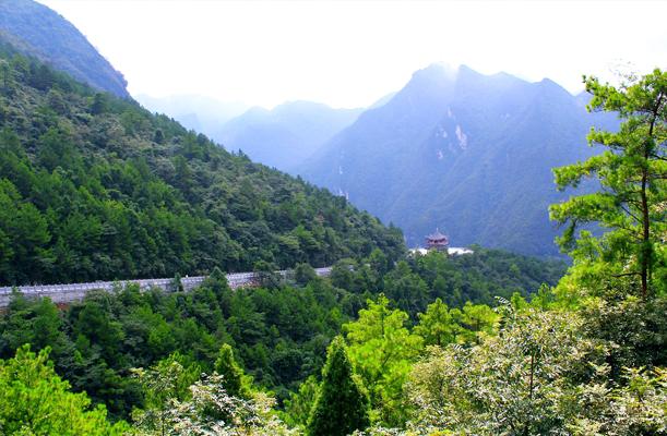 涪陵大木林下花园、武陵山大裂谷全景2日游