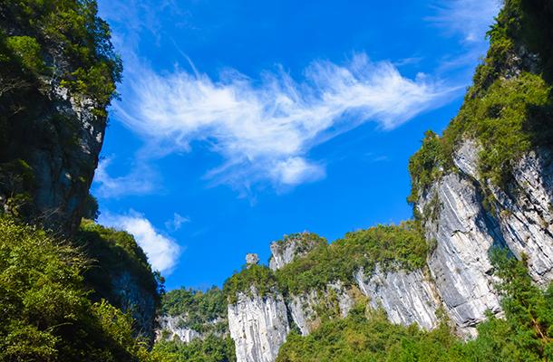重庆武隆仙女山、天生三硚常规一日游