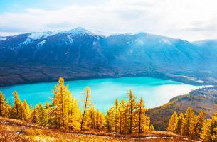 【梦幻喀纳斯】新疆、喀纳斯、天山天池、吐鲁番双飞8日游