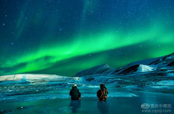 芬兰+挪威北冰洋极光10日游
