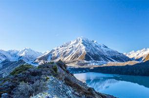【库克山徒步&冰河探险】新西兰南北岛10日游(复活节团期)