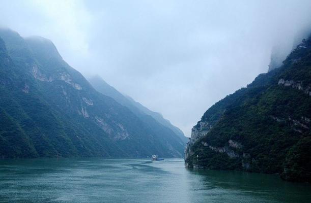 長江三峽上水單程二日游(宜昌-重慶)
