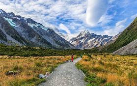 最美的季节遇见你,至纯至美的新西兰