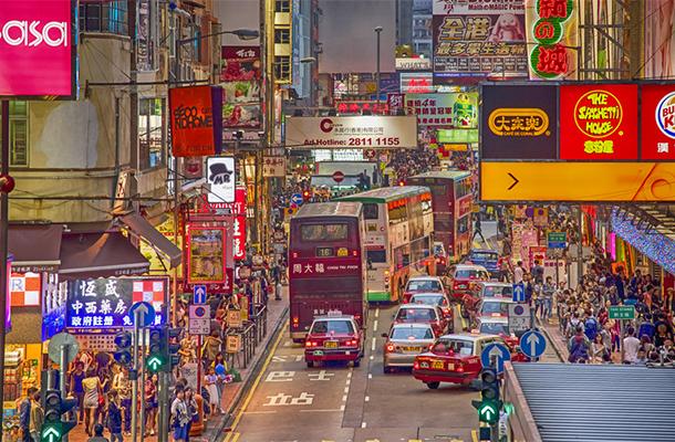 香港澳门品质之旅5日游(高铁往返)