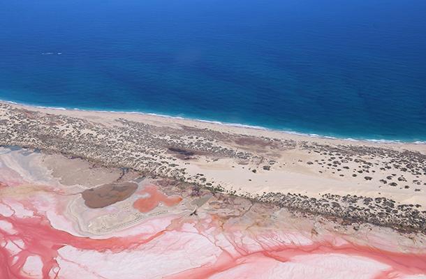 黄钻纯玩-粉红西澳大利亚9日游