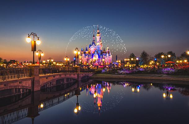 上海迪士尼+外滩+蜡像馆双动4日游