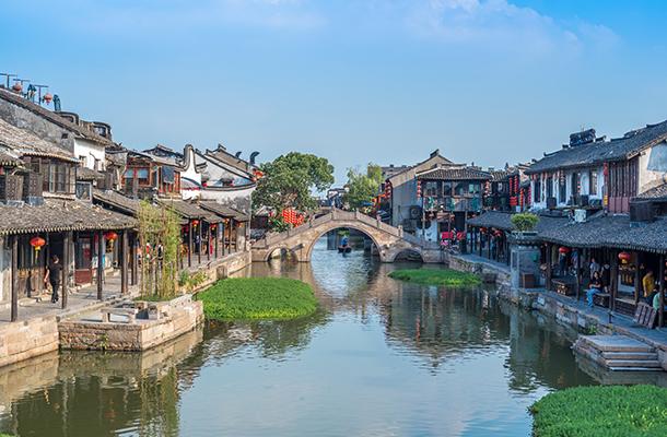 上海迪士尼、乌镇、西塘双动4日游