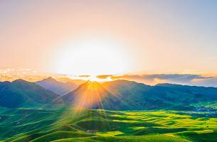 【夏醉花如令】青海湖、卓尔山、武威沙漠公园、张掖七彩丹霞、茶卡盐湖双飞6日游
