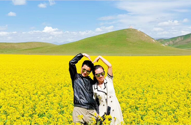 【漠上花开】甘肃、青海湖、茶卡盐湖、翡翠湖、莫高窟、月牙泉、张掖丹霞大环线双飞8日游