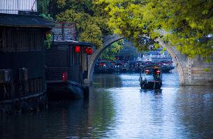 夜宿西塘—华东四市、乌镇、西塘、七里山塘双飞6日游(0自费)