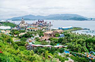 乐享珍珠岛+仙境湾+泥浆浴