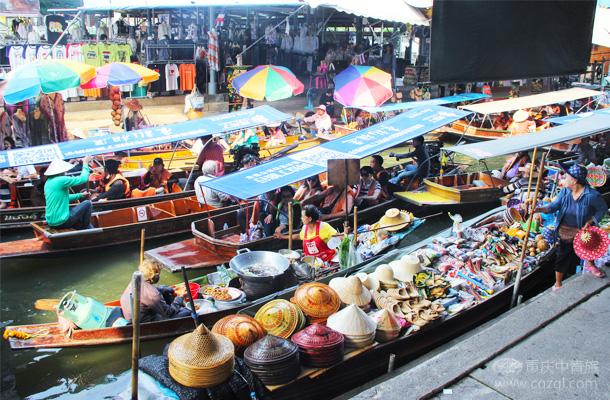 泰國曼谷、芭提雅、沙美島雙飛6日游