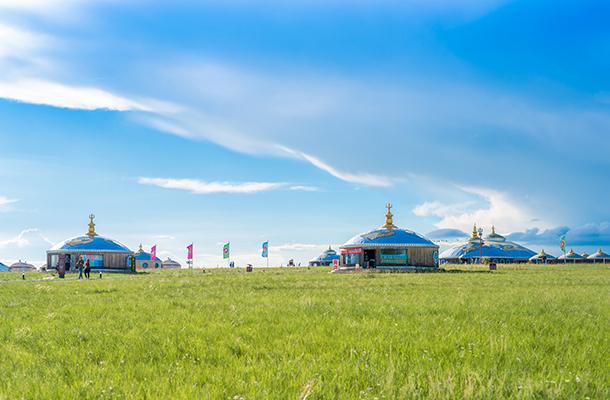 【0购物】内蒙古呼和浩特、希拉穆仁草原、响沙湾、内蒙古博物院双飞5日游