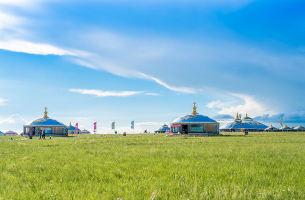 【经典内蒙】呼和浩特、希拉穆仁草原、响沙湾、内蒙古博物院双飞5日游