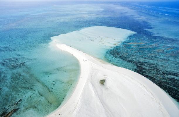 尊享西沙群岛双飞5天4晚游