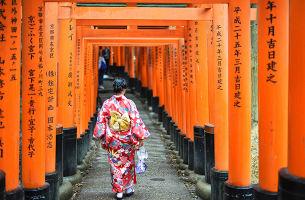 日本三古都、双乐园自由选择6日游(坂东)