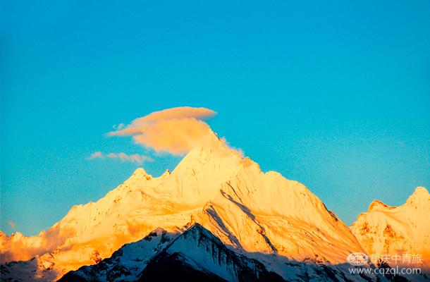 藏地滇藏线进青藏出梅里雪山线15日自驾游