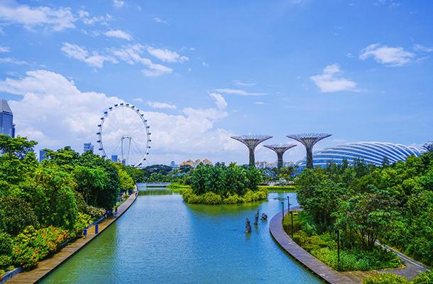 【大手牵小手】新加坡纯玩亲子6日游