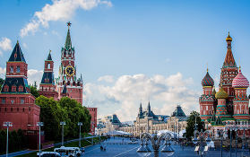 俄罗斯,一个每个角度都完美的地方