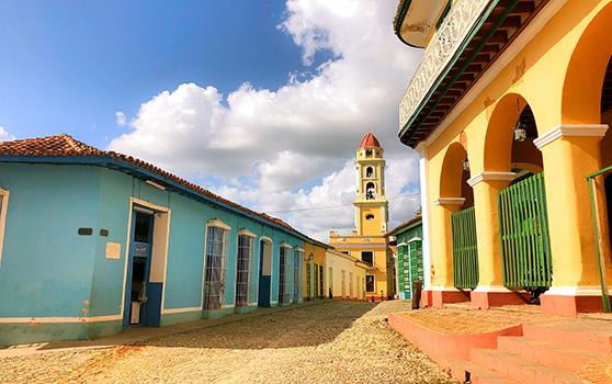 古巴,感受社会主义国度下的加勒比风情