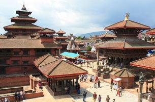 尼泊尔纯净天堂9天8晚经典之旅(东航联运)