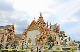 印象曼谷、芭提雅6日游(白班机+五星酒店)