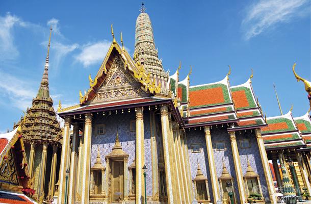 泰国曼谷、芭提雅6日游(往返WE白班机+旅拍)