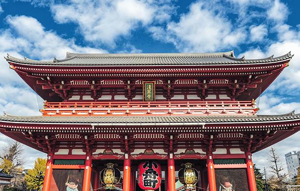 日本东京、大阪、热海6日游(香港转机)
