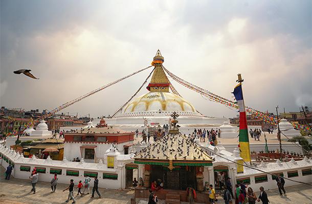 尼泊尔全景9日游(0购物0自费)