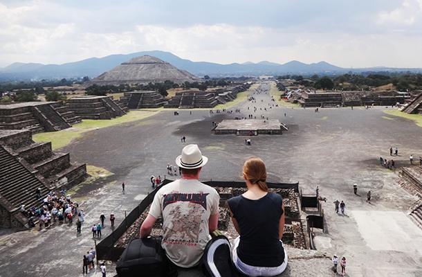探秘墨西哥古巴12天深度之旅(精致小团)