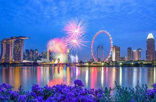 新加坡、马来西亚6日游(白班机+0自费+万豪/铂尔曼酒店)