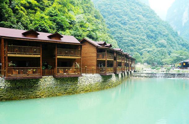 重庆南川神龙峡、碧潭幽谷、天星小镇、百花谷汽车2日游