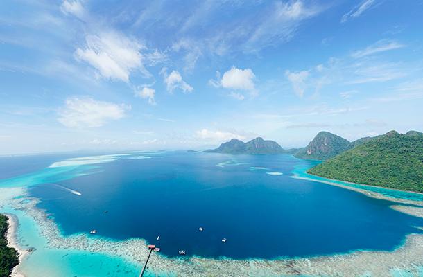 【0购物】马来西亚沙巴(加雅岛)半自由行6天4晚游