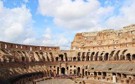 现代和历史完美融合,造就了独特的城市--罗马