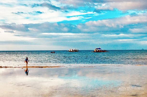 【4-5星酒店】菲律宾宿雾岛+薄荷岛双飞6天5晚游