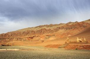 【0自费】新疆、库尔勒、库车、吐鲁番、交河故城、天山天池双飞8日游