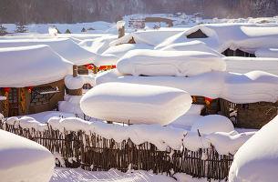 【0购物0自费】哈尔滨、亚布力滑雪、雪乡双飞6日游