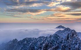 安徽黄山,四季皆胜景,唯有冬季景更佳!