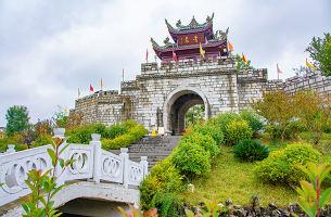 貴州黃果樹大瀑布、花溪濕地公園、青巖古鎮雙汽三日游