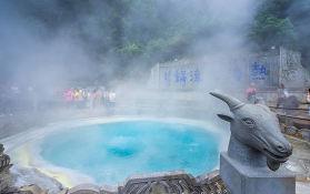 冬季云南泡溫泉的九大好去處,暖身又暖心!